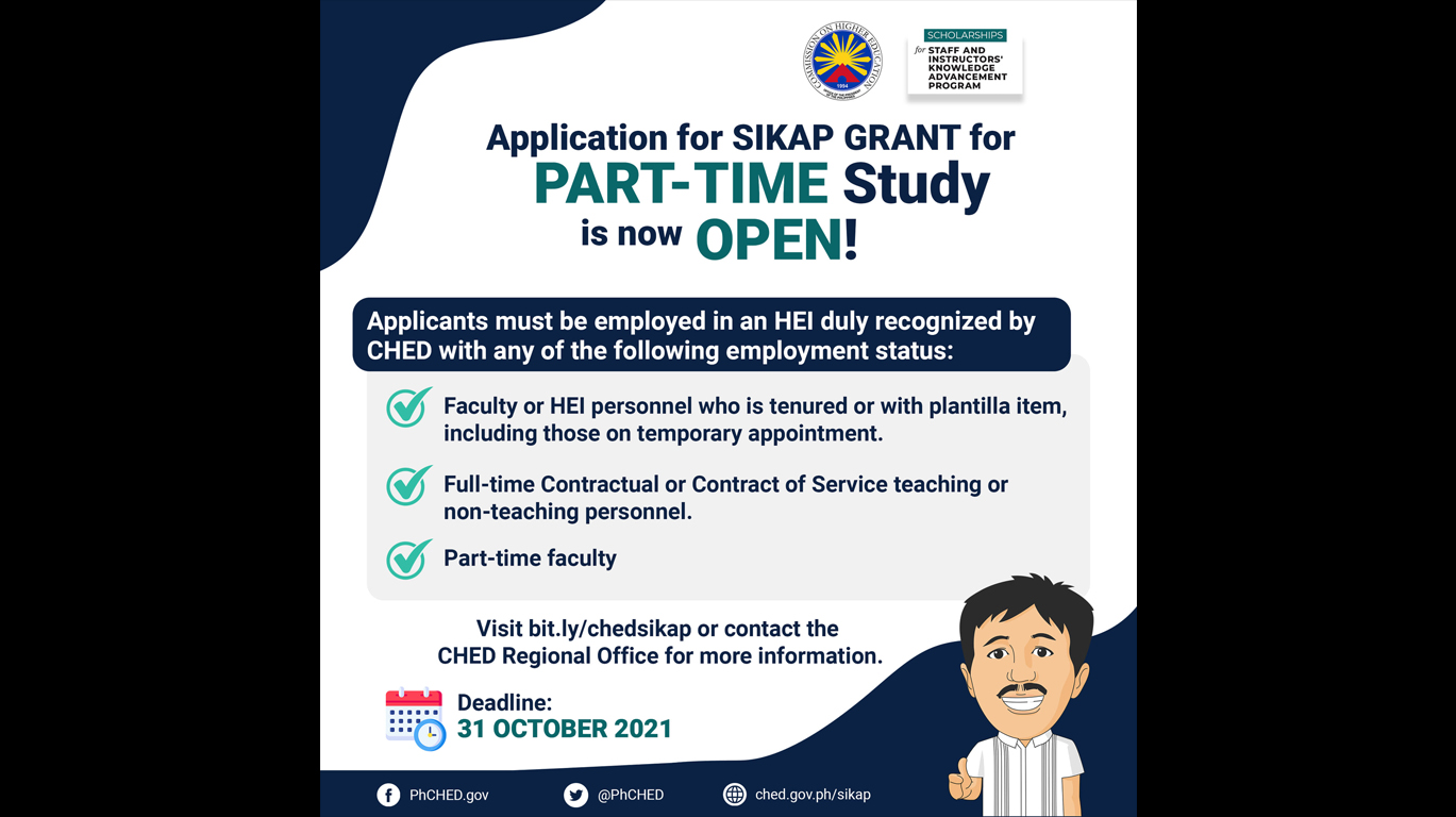 SIKAP-Part time Oct 31, 2021